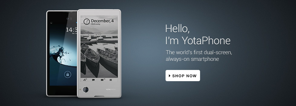 Yotaphone buy yotaphone mobile online at best price in for Discount mobili on line