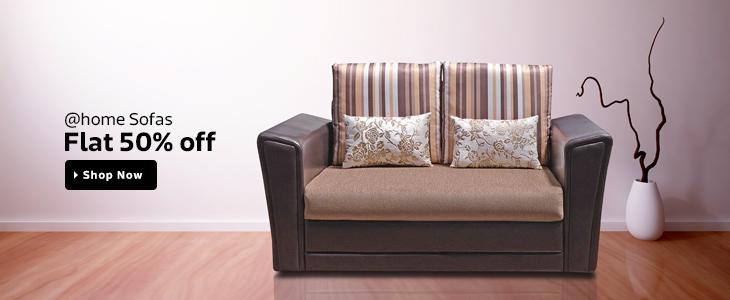 Flat 50 Off On Home Sofas Flipkart Home D Cor