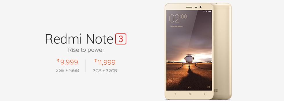 Kết quả hình ảnh cho Redmi Note 3