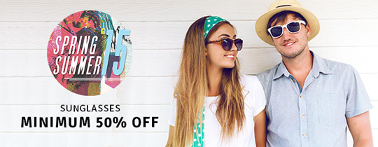 Deals - Delhi - Minimum 50% Off On Sunglasses <Br> Category - Sunglasses <br> Business - Flipkart.com