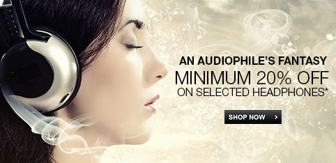 Deals | Minimum 20% off on select headphones